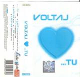 Vand caseta audio Voltaj-Tu,originala,cu holograma, Casete audio, cat music
