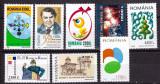 Romania 1999-2001 - Lot timbre neuzate