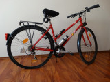 Bicicleta dama, 18, 21