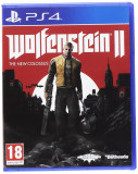 Wolfenstein II: The New Colossus -  (PS4)  sigilat