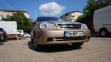 Chevrolet Lacetti, Benzina, Berlina