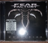 "Fear Factory -""Mechanize"", CD, universal records"