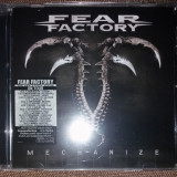 """Fear Factory -""""Mechanize"""", CD, universal records"""