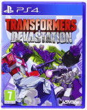 Transformers Devastation (PS4)   sigilat