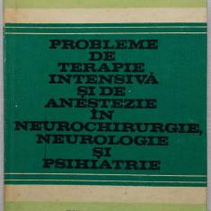 Arseni-Probleme DeTerapie Intensiva Si Anestezie In Neurochirurgie Si Psihiatrie