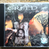 """Creed - """"Weathered"""", CD, Epic rec"""