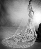 Rochie de mireasa Haute Couture Atelier Pronovias colectia 2017 + Voal