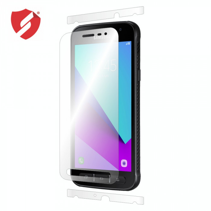 Folie de protectie Clasic Smart Protection Samsung Galaxy Xcover 4 foto mare