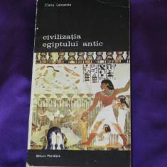Civilizatia Egiptului antic vol 2 - Claire Lalouette (f3127