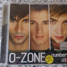 CD O-Zone – Number 1