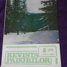 Revista Padurilor 1990 nr 1 (f3173