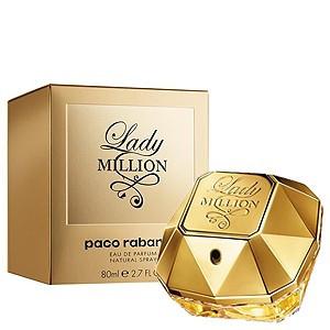 Paco Rabanne Lady Million EDP Tester 80 ml pentru femei