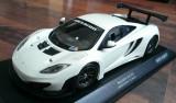 Macheta McLaren 12C GT3 2012 - Minichamps 1/18, noua, 1:18, Hot Wheels