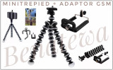 Minitrepied + adaptor GSM