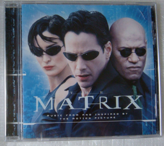 The Matrix - The Music From The Motion Pictures