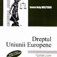 Dreptul Uniunii Europene ed.3 - Ioana Nely Militaru