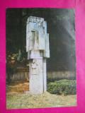 HOPCT 37579  PITESTI STATUIA MESTERULUI MANOLE -JUD ARGES -CIRCULATA