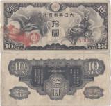 1940, 10 yen (P-M19a) - China! (CRC: 43%)
