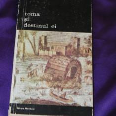 Roma si destinul ei vol 1 - Raymond Bloch, Jean Cousin (f3131