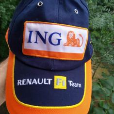 Sapca RENAULT F1 Team,  Formula 1  Originala nou nouta !