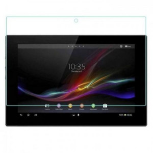Folie protectie IMPORTGSM pentru Tableta Sony Xperia Tablet Z4, Tempered Glass, Transparenta