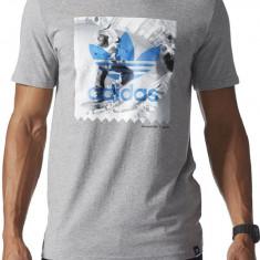 Tricou Adidas NY Photo Cod: BJ8706 - Produs Original, Factura, Garantie, M, S, XL, Bumbac