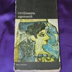 Nicolas Platon - Civilizatia egeeana vol 3 (f3130