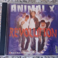 CD Animal X – Revolution