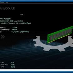 Memorie  4GB DDR2 800MHZ  Samsung pentru PC Desktop, DDR 2, 4 GB, 800 mhz