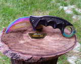 Karambit Smith & Wesson Curcubeu Cutit Briceag