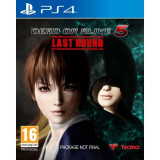 Dead or Alive 5 Last Round   PS4 Xbox One, Actiune, 18+, Multiplayer