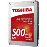 Hard disk Toshiba P300 500GB SATA-III 3.5 inch 64MB 7200rpm
