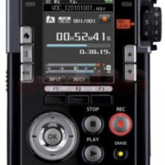 Reportofon Olympus LS-100 Kit Camera Connection