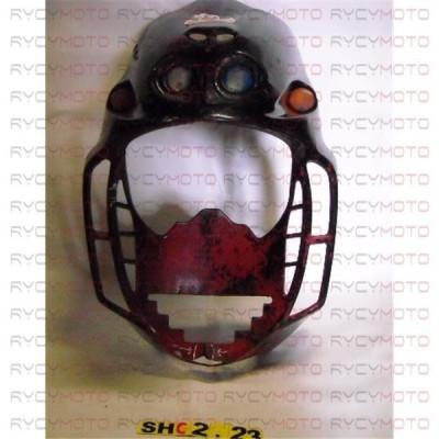 Carena plastic caroserie fata principala cu semnalizari si faruri Malaguti F12 50 1994 2001 foto