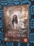 NIGHT OF THE LIVING DEAD RESURRECTION (1 FILM DVD ORIGINAL GROAZA / HORROR)