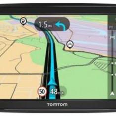 Sistem de navigatie TomTom Start 42, Capacitive Touchscreen 4.3inch, Actualizari pe viata a hartilor, Harta Europei