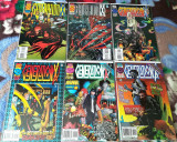 GENERATION-X (Marvel comics)-Lot 15 reviste benzi desenate