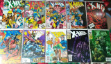 X-MEN & X-MEN LEGACY (Marvel comics)-Lot 21 reviste benzi desenate