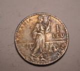 1 leu 1914 Patina