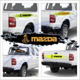 Off Road Dakar Mazda Model 2 - Sticker Auto Dim: 60 cm. x 12 cm.