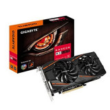 Placă Grafică Gaming Gigabyte VGA AMD RX 580 8 GB DDR5