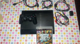 PlayStation 3 super slim 52 gb. Cu GTA 5