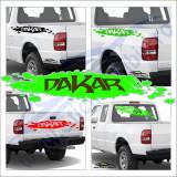 Off Road Dakar Model 1 - Sticker Auto Dim: 60 cm. x 11.4 cm.