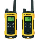 Resigilat : Statie radio PMR portabila Motorola TLKR T80 Extreme set cu 2 buc Oran