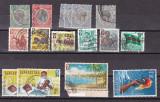 Tanganica  1927/61  lot stampilate   w51, Nestampilat