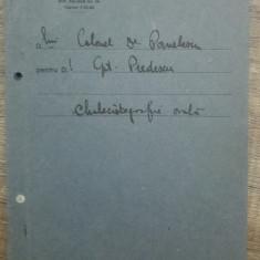 Buletin Radiologic//Spitalul Brancovenesc, 1943