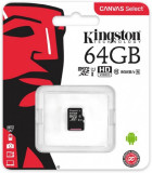 Microsdxc 64Gb Cl10 Uhs-I Sdcs/64Gbsp, Kingston