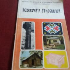 REZERVATIA ETNOGRAFICA MUZEUL DE ISTORIE SI ETNOGRAFIE FOCSANI
