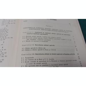 AGROTEHNICA *VOL. I/1958/G. IONESCU ȘIȘEȘTI, IRIMIE STAICU