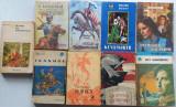 Walter Scott - Lot 9 Carti - romane istorice